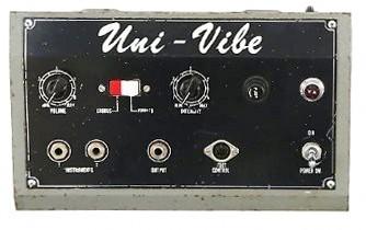 Shin-ei/Univox Uni-Vibe pedal