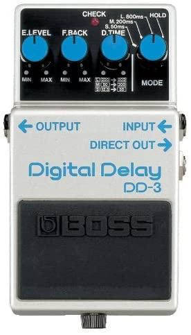 Boss DD-3 pedal