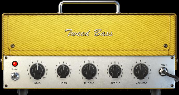 Tweed Bass Amp