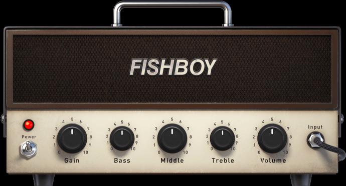 Fishboy Amp