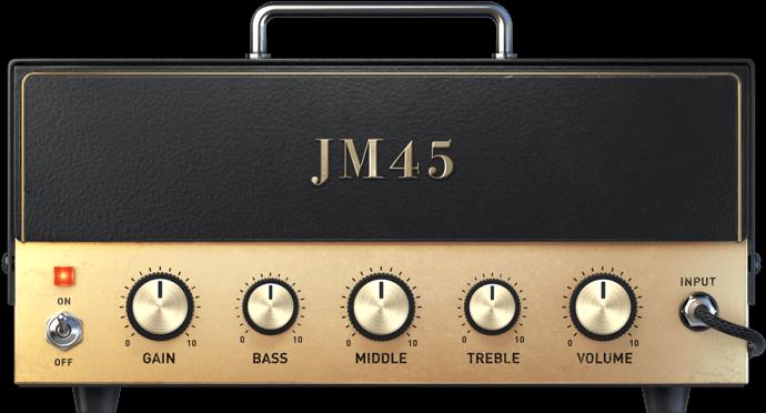 JM45 Amp