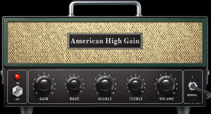 American High Gain Amp