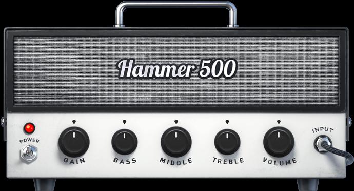 Hammer 500 Amp