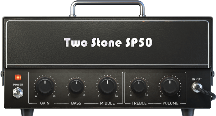 Two Stone SP50 Amp