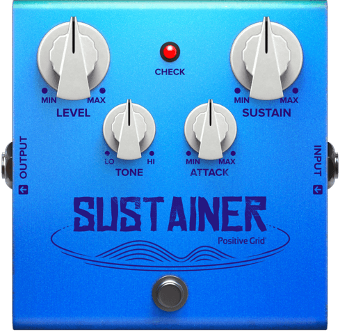 Sustain Comp Pedal
