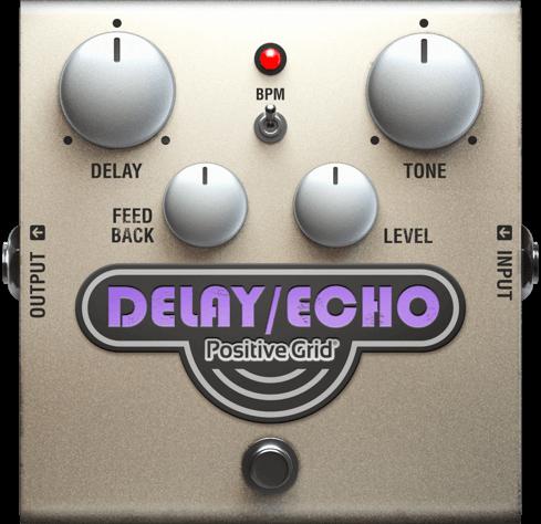 Echo Filt Pedal