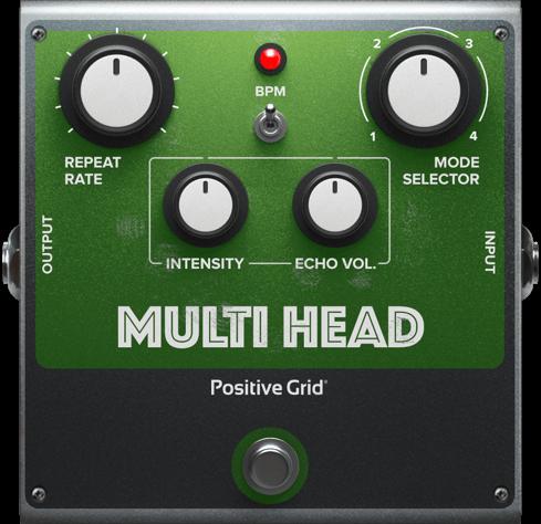 Multi Head Pedal