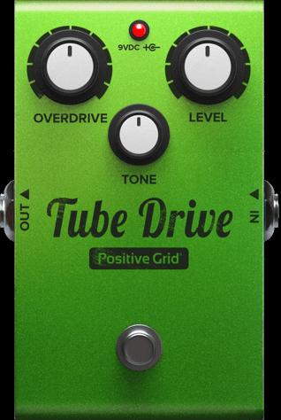 Tube Drive Pedal
