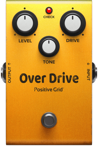 Over Drive Pedal