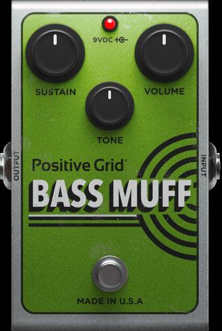 Bass Muff Pedal