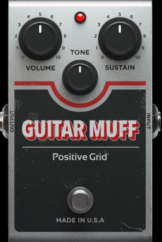 Guitar Muff pedal