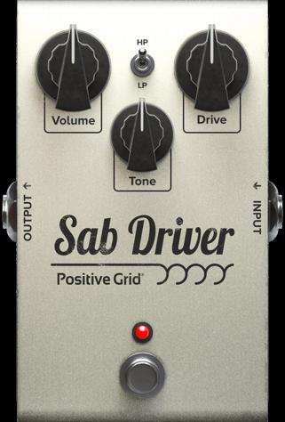 Sab Driver Pedal