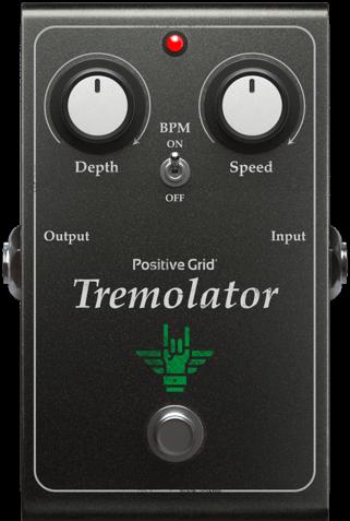 Tremolator pedal