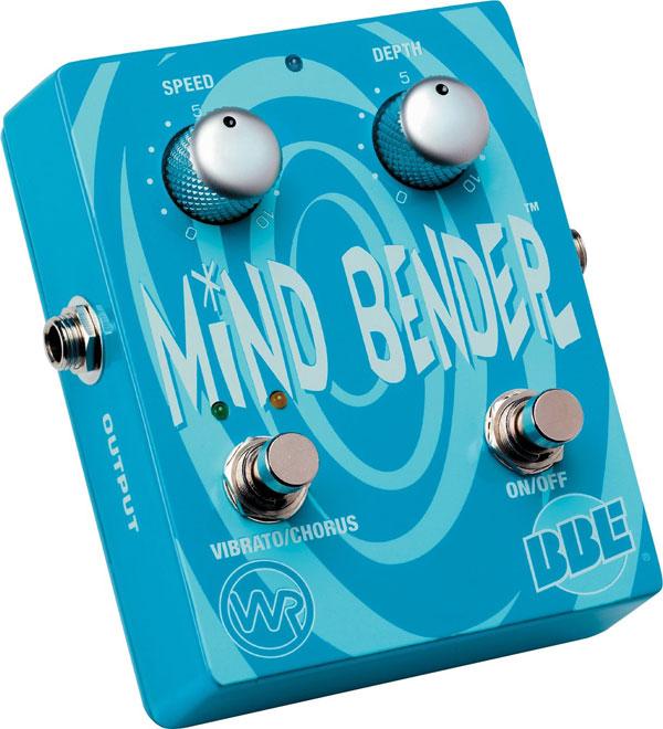 BBE Mind Bender pedal