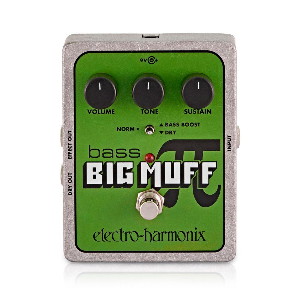 Bass Big Muff Pi by Electro-Harmonix